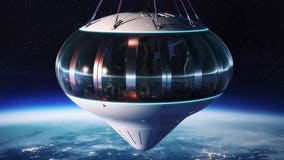 Firm to offer balloon rides from Alaska to the edge of space