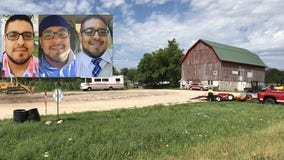Kenosha police search in Random Lake after May disappearance of Rosalio Gutierrez, Mequon man faces stalking