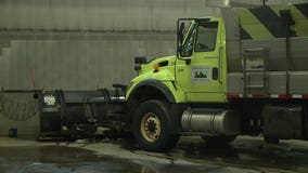 'We're ready:' Washington County road crews to work overnight fighting ice ahead of morning commute