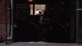 Police: Fire started inside Harley-Davidson on Silver Spring, windows broken
