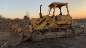 Investigation underway after bulldozer taken from property on Highway 50 near Lake Geneva