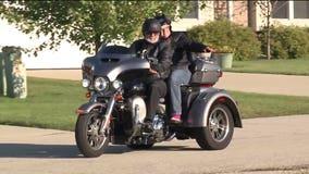 'The best thing!' Kenosha HOG Chapter takes Burlington nursing home patient on Harley ride