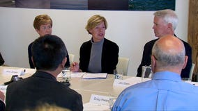 Senator Baldwin stops in Milwaukee to discuss 'significant water challenges across the state, country'