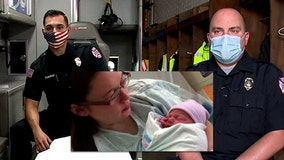 'It takes an entire team:' Twice in 2 years, a baby was born in a Somers ambulance