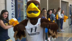 'Our team is ready:' Marquette Golden Eagles head to CT to face Murray State in NCAA Tourney