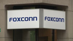 Foxconn plan for Wisconsin innovation centers on hold