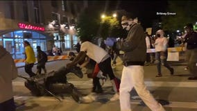 Madison unrest: Protesters beat and robbed Black man on video