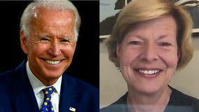 'Looking forward to the announcement:' Sen. Baldwin on number of lists with Biden VP pick days away