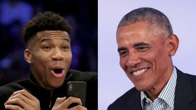 Obama panel celebrates off-court work of NBA stars, including Giannis