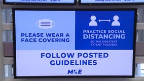 TSA on masks for 4th of July travelers flying out of MKE: 'This is what the CDC recommends'