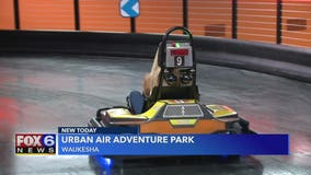 It's more than just a trampoline park! There's so much to do inside Urban Air Adventure Park