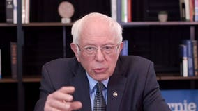 Democratic Sen. Bernie Sanders urges Wisconsin to delay April election