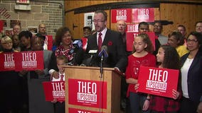 Theo Lipscomb announces his candidacy for Milwaukee County executive