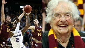 Ramblin' on: No. 11 Loyola-Chicago beats No. 9 Kansas State to advance to 1st Final Four in 55 years