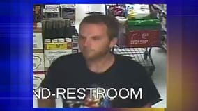 Recognize him? Police seeking man wanted for theft of liquor, paper towels from Brookfield Pick N Save