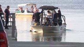 'I'm praying:' Search area expanded for swimmer who never resurfaced on Pewaukee Lake