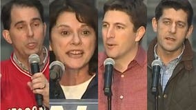 Gov. Walker, Leah Vukmir, Bryan Steil, Paul Ryan host final rally: 'Can't afford to turn back now'