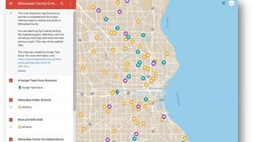 Hunger Task Force develops interactive map to help those in need get access to food