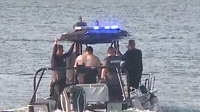 Search area expanded for 22-year-old swimmer who never resurfaced on Pewaukee Lake