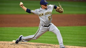 Brewers to start Anderson in home opener against St. Louis