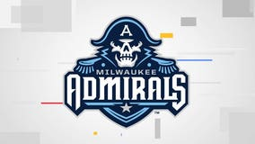 Admirals donate over $64,000 to local charities