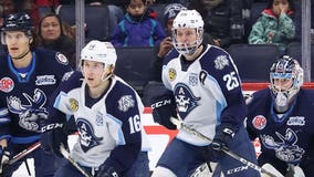 Milwaukee Admirals shut out by Manitoba Moose