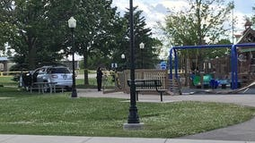Driver pronounced dead, had 'critical medical event' before car crashed into New Berlin playground