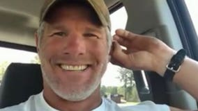 TMZ: Brett Favre's Instagram was hacked -- he's not 'coming out of retirement'