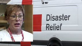 'It's not going to be easy:' Red Cross volunteer deploys to Florida in wake of Hurricane Michael