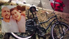 Family learns no charges will be filed against striking driver after bicyclist killed in Kenosha