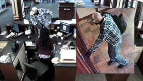 Brookfield PD: Waukesha State Bank on W. Capitol Drive robbed, man on the run