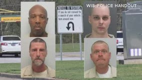 2 inmates charged with killing 4 in South Carolina prison