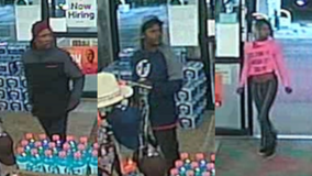 Police seek 3 suspects accused of stealing Jack Daniels from Brookfield 7-Eleven