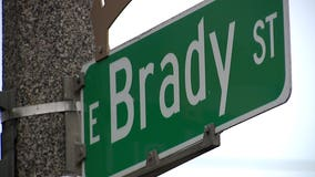 Hit-and-run near Water and Brady leaves 4 injured, 1 critically