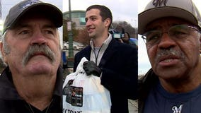Brewers hold 8th annual Thanksgiving Drive-Thru Food Drive