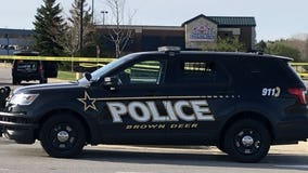 Man dies from self-inflicted gunshot wound in Brown Deer parking lot following pursuit