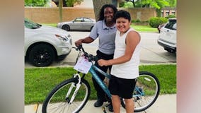 'Absolutely stunned:' After bus broke down, MCTS driver thanks 10-year-old boy with new bike
