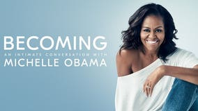 Michelle Obama extends 'Becoming' book tour; includes stop in Milwaukee on March 14