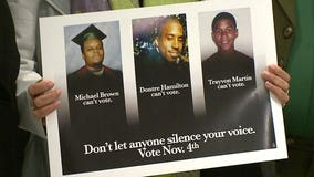 Faith leaders, pastor from Ferguson, MO urge people to get out and vote
