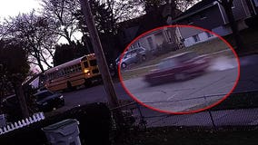 Search underway for hit-and-run driver that struck crossing guard on Milwaukee's northwest side
