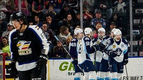 Milwaukee Admirals pump 49 shots on goal but fall to Colorado Eagles