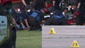 'It was over 45 shots:' 3 teens among 5 wounded in shooting at North Beach in Racine