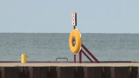 'It's about time:' Life rings installed at North, South Pier in Kenosha after 4 drownings in 2018
