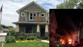 Fire damages Racine's Thelma Orr Community Policing House: 'We lost more than a building'