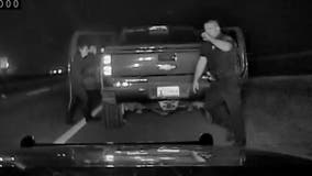 Video shows Oklahoma officer saving woman's life after heart attack