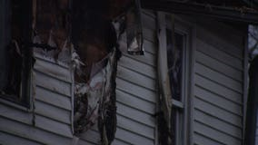 7 displaced by fire sparked by woman using lighter on box spring in Racine