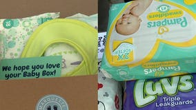 Marquette students collect items for Baby Box Project: 'Important in helping our moms'