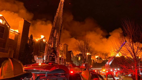 Preliminary report indicates cause of 3-alarm blaze in Bayside 'undetermined'