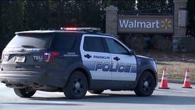 Franklin PD: Bomb threat prompts evacuation at Walmart on S. 27th Street