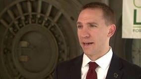 Sen. Larson announces campaign for US Senate